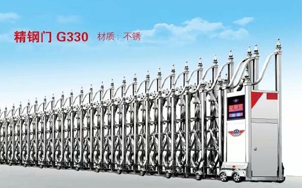 精钢门G330